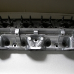 We powder coat iron and aluminum cylinder heads and blocks