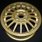 VIntage gold for BBS wheels etc.