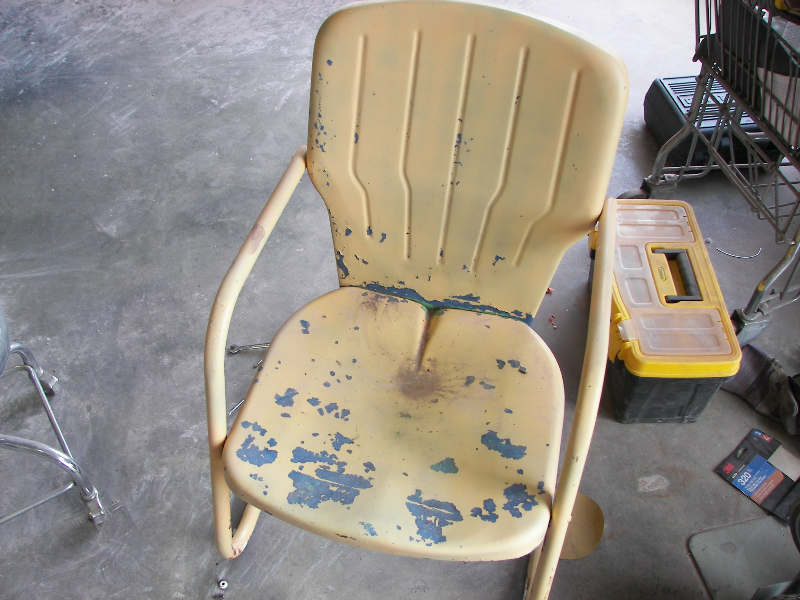 6 coats of paint in 30+ years