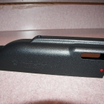 Receiver cover for a Hi Point 9mm carbine in black mini-tex