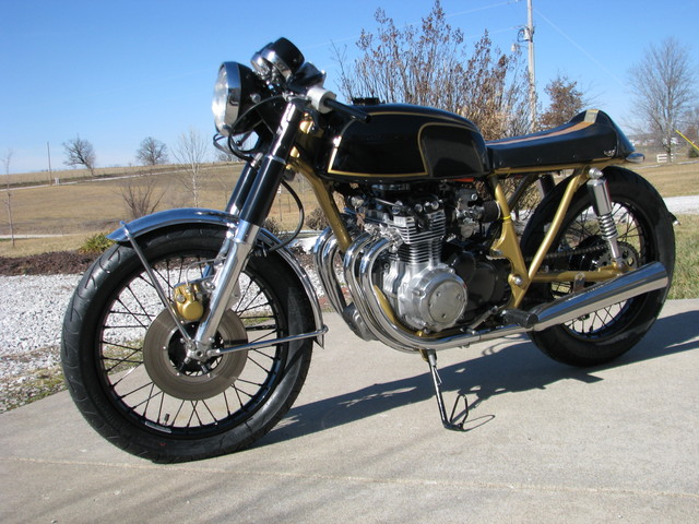 Honda CB350 4 cyl with wheels, frame, brakes etc. we coated