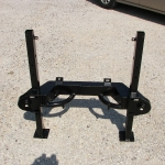 Pontiac GNX subframe powder coated black