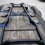 Chevy truck  frame