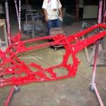 ATV frame