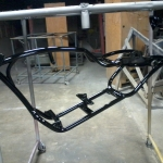 Another Thompson Choppers frame