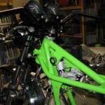 Kawasaki 2-stroke twin